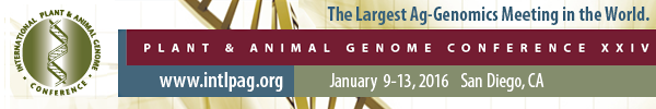 Plant and Animal Genome XXIV Conference