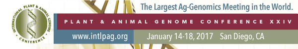 Plant and Animal Genome XXV Conference